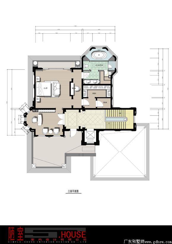 别墅室内设计图是室内装修工程方案的图纸体现,所以一定要