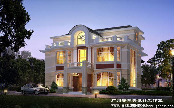 別墅外立面設計圖片 我的世界別墅設計圖,別墅外立面效果圖