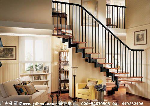 楼梯角线装修效果图
