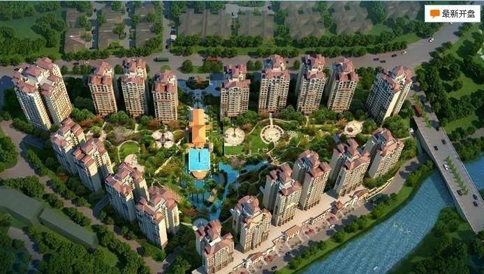 中国美林湖楼栋信息