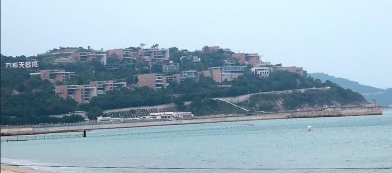 天琴湾外景图