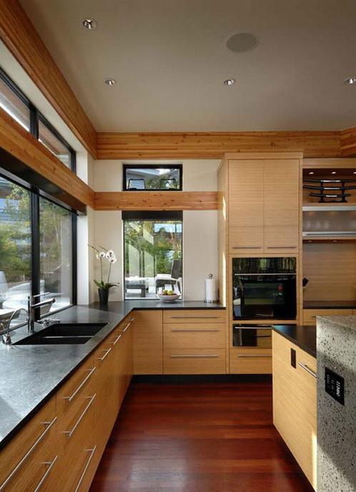 美式独栋别墅装修设计卫生间效果图-美式独栋别墅装修设计