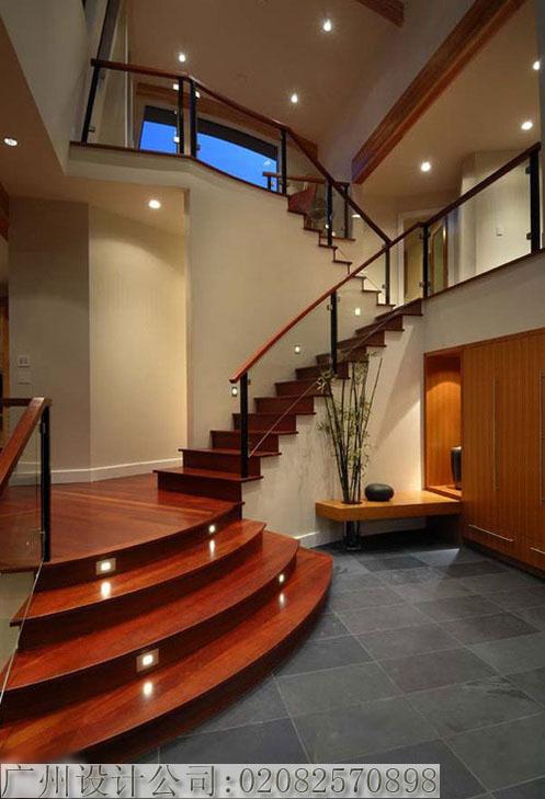 美式独栋别墅装修设计厨房效果图-美式独栋别墅装修设计