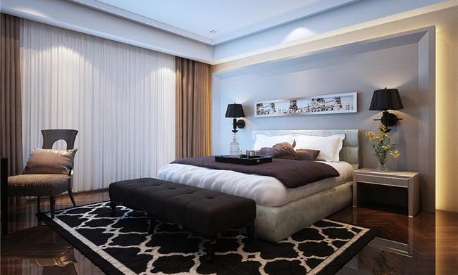 別墅室內裝修設計公司及效果圖案例欣賞