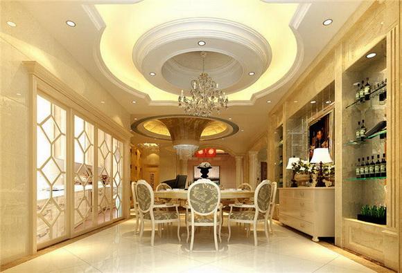 350平米别墅卧室床装修图片欣赏   别墅装修设计热线:020-
