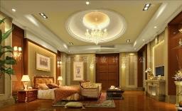 别墅装修设计专业设计师作品